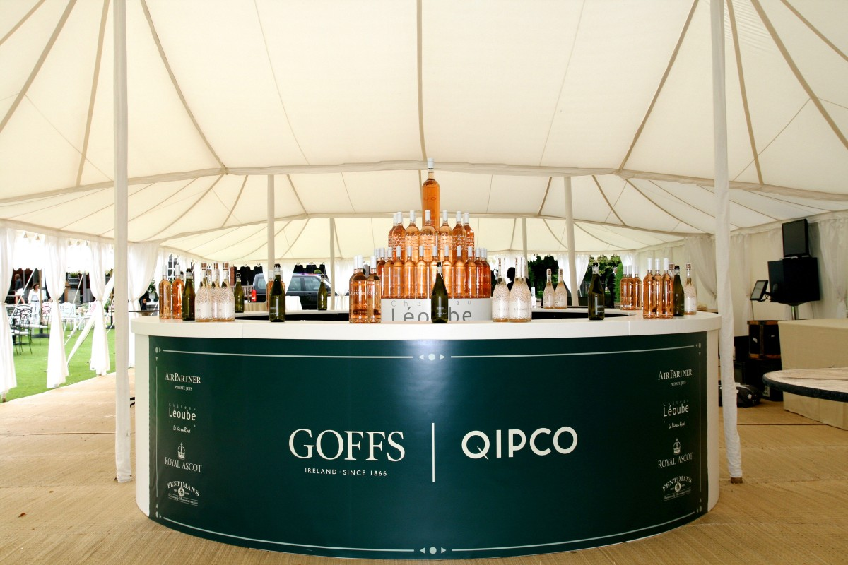 Corporate Gallery 6, for Goffs and Qipco, Kensington Palace Orangery