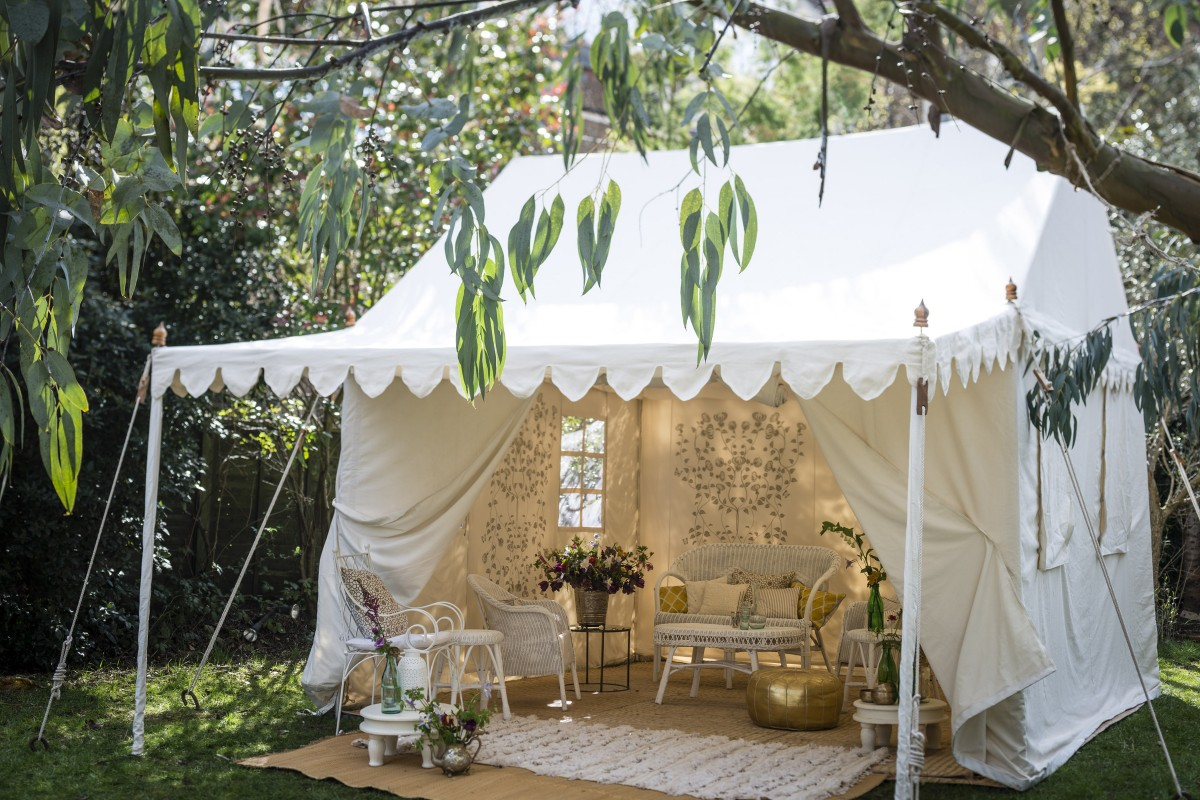 Tents for smaller gatherings  4