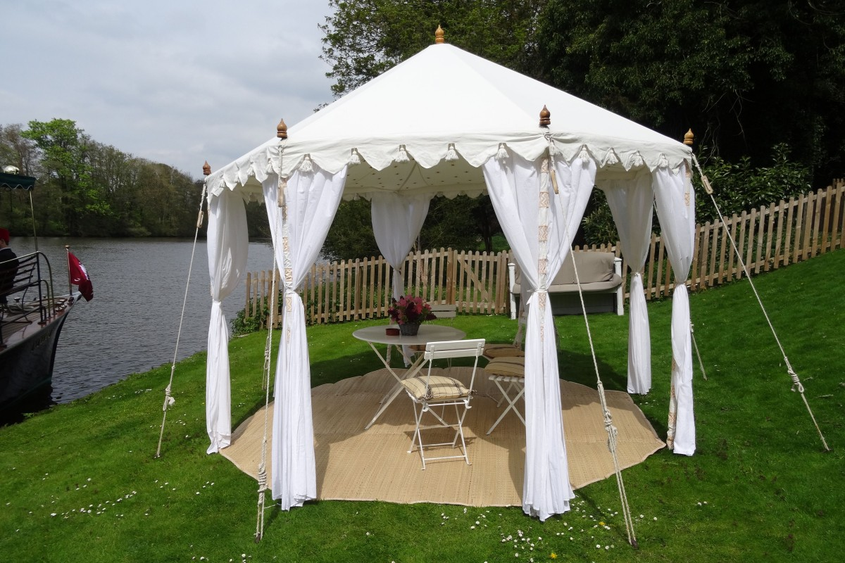 Tents for smaller gatherings 30
