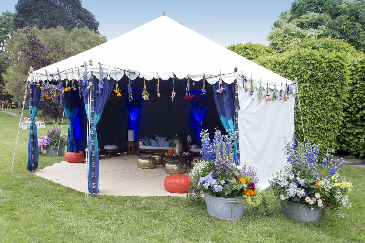 Tents for smaller gatherings 20