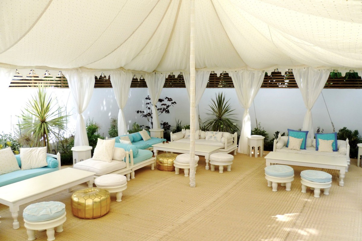 Tents for smaller gatherings 32