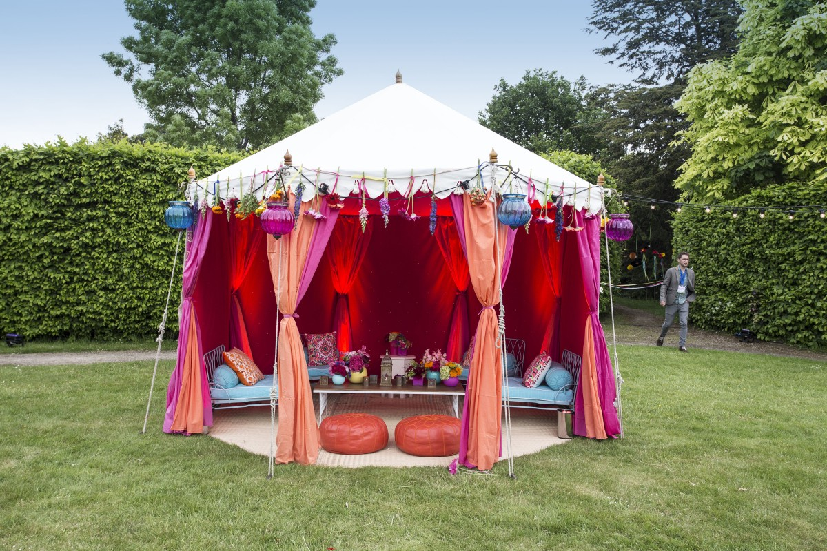 Tents for smaller gatherings 24