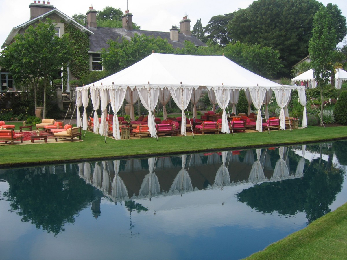 Tents for smaller gatherings 11