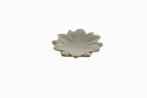 Marble lotus dish tiny