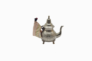 Moroccan tea pot holder Ref 3