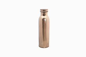 Plain copper bottle 500ml