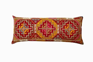 Uzbeki needlepoint cushion Ref UZ002