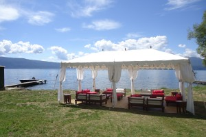 Tents for smaller gatherings 41