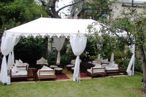 Tents for smaller gatherings 35
