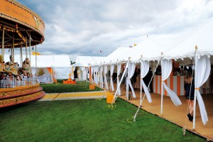 Corporate Gallery 8, for Veuve Cliquot, at Cowdray