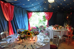 Tents for smaller gatherings 22
