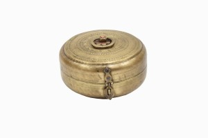 Indian brass spice container Ref 13
