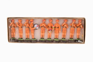 Indian miniatures band khaki