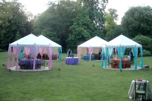 Tents for smaller gatherings  7