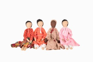 SilaiWali dolls Group 4