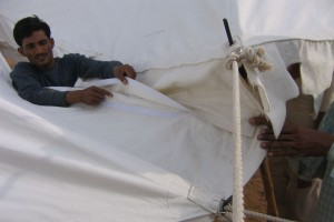 Tent assembly