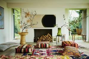 Styling shot rugs