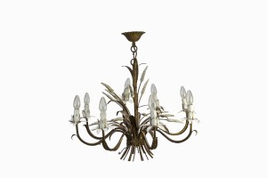 Large French Wheatsheaf light