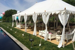 Tents for smaller gatherings 37