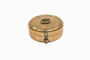 Indian brass spice container Ref 15