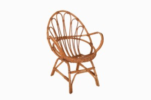 Cane childens chair